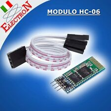 HC-06 Ricetrasmettitore Bluetooth Wireless modulo RF seriale serial port Arduino