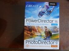 CyberLink PowerDirector 16 Ultra Video Editing Software