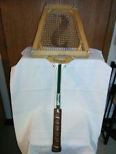 Vintage Pancho Gonzales Spalding Tennis Racquet