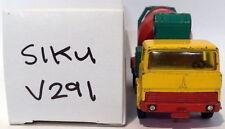 Coches, camiones y furgonetas de automodelismo y aeromodelismo SIKU de escala 1:60