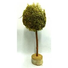 Albero Naturale con Muschio Cm 17 - Vegetazione Presepe Pastori