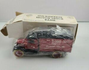 ERTL Collectibles 1931 Hawkeye Truck Carlisle Productions