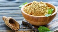 MUSTERED POWDER Single Spice ORGANIC Sri Lankan Best Natural 200g from CEYLON