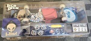 NEW SEALED Tech Deck  Blind 27 cm. Handboard w/Extra Wheels, Tool, Stickers
