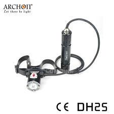 Archon DH25 1000LM Cree U2 LED traîneau 100M Plongée lampe Phare