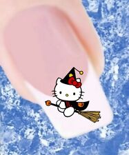 20 Nail Tattoos  Hello Kitty  Halloween 621 Sticker Nailart