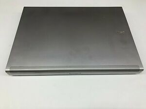 "17"" Dell Precision M6400 Laptop   Quad Core Q9100 @ 2.26GHz  8 GB RAM   320 GB"