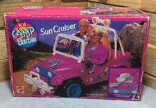 1993 Camp Barbie Sun Cruiser #67026 New in Box - Jeep - Rare