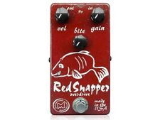 MENATONE Red Snapper 3Knob Effects Pedal