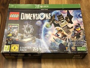 Lego Dimensions Starter Pack Xbox One (Used)