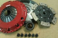 SAAB 9-3 ESTATE 1.9 TID 150 BHP F40 SM FLYWHEEL AND 6 PADDLE CLUTCH KIT WITH CSC