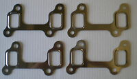 EXHAUST MANIFOLD GASKETS X 4 RANGE ROVER P38 DISCOVERY 3.9 4.0 4.6 V8