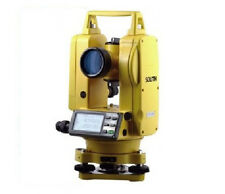 "SOUTH ET-05 5"" Digital Theodolite w/ rechargeable battery, AA battery holder"