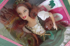 Dolls Of The World Collector Ireland Barbie Doll