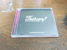 So Much for the Ten Year Plan: A Retrospective 1990-2000 by Therapy? CD Rare!
