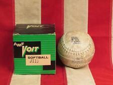 Clásicos voit GOMA Co. ANTIGUO J112 sofbol 30.5cm AMF EN ORIGINAL CAJA Beisbol