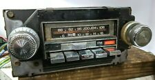 Works!73-77 Chevy Pontiac Oldsmobile Buick A Bod AM/FM Stereo 8 Track Tape Radio