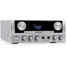 (RICONDIZIONATO) MINI AMPLIFICATORE STEREO HI FI DJ PA AUDIO KARAOKE 400W HOME C