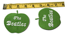 The Beatles Embroidered Jacket Patch Set of 2 New