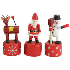 Push Up Press Up Christmas Character - Cracker Filler Gift