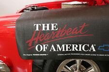 Chevrolet Heartbeat America Fender Gripper Black Protective Fender Cover Fg2005