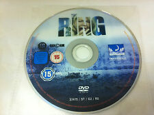 The Ring  Horror DVD R2 2003 - DISC ONLY in Plastic Sleeve