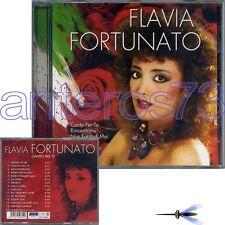 """FLAVIA FORTUNATO """"CANTO PER TE"""" RARO CD STAMPA AUSTRIACA - FUORI CATALOGO"""