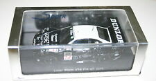 1/43 LISTER STORM #14 FIA GT 2005 HALLADAY KEEN BLACK & WHITE SPARK