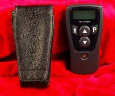 BOSTON SCIENTIFIC SCS REMOTE CONTROL PROGRAMMER  SC-5212 with Leather Clip Case