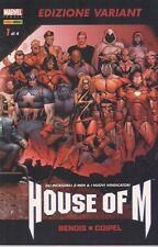 HOUSE OF M 1 DI 4 VARIANT EDIZIONE PANINI