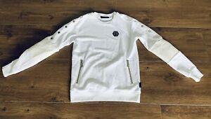 Neu Philipp Plein Sweatshirt LS Gr L Neu