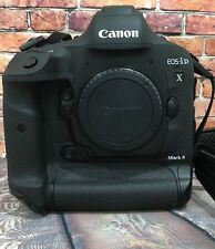 Canon EOS 1D X Mark II DSLR Camera (1DX Mark II) Body Only ~ fully Functional ~