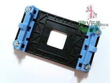 Cooling Heatsink Bracket for AMD CPU: Socket AM3, AM3+, AM2, AM2+, 940 Blue