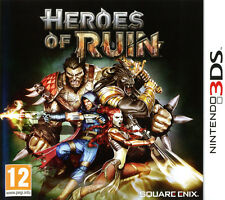 NINTENDO 3DS - HEROES OF RUIN - neuf sous cellophane - Version Française