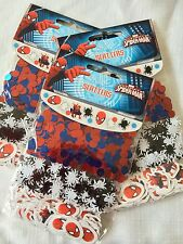 SPIDERMAN TABLE SCATTERS CONFETTI BIRTHDAY PARTY DECORATION SCATTER LOOT