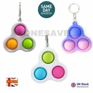 Baby  Simple Dimple Special Needs Silent Sensory Fidget Toy Autism Classroom