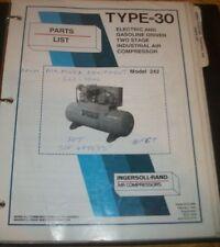 Ingersoll Rand Air Compressor, Kamag 14 Generator, & Kamag Voltage Regulators