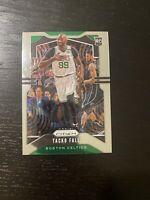 2019-20 Panini Chronicles .. TACKO FALL .. Prizm Update RC #502 Boston Celtics