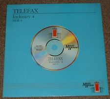 MUSIC LIBRARY MUSIC HOUSE telefax,industry 4 PATRICK WILSON 1987 UK STEREO LP