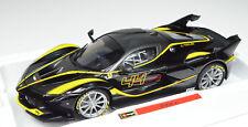 Bburago 15616907bk - 1 18 Ferrari Fxx-k schwarz