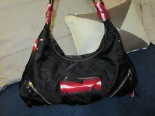 Journie tote bag. Lovely grab and go bag. Ladies black shoulder bag REDUCED ITEM