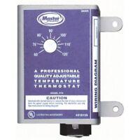 Emerson 1E78-144 Single Stage Non-Programmable Thermostat,