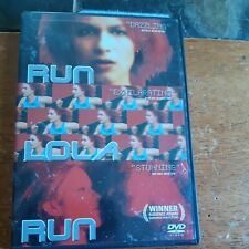Run Lola Run (Dvd, 1999, Original in German) Region 1/ Widescreen Rated R