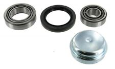 Fits Mercedes Benz C CLK E SLK SLC Class Front Axle Wheel Bearing Kit