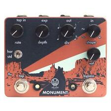 Walrus Audio Monument Harmonic Tap Tremolo Effects Pedal EOFY Sale 1 Only