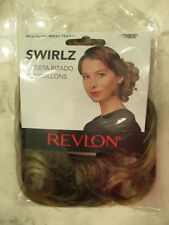 REVLON SWIRLZ Ready to Wear HAIRPIECE Hair Extension Extention FROSTED