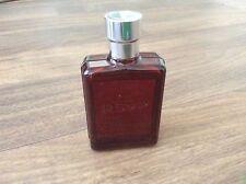 Seltene Parfum r.s.v.p Kenneth Cole NYC EDT Spray für Männer 100ml 3.4oz Rot Flasche