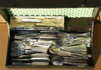 WMF Besteck 2500 Art Deco  / Bauhaus 69 Teile