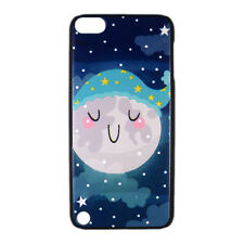 Cute Sleeping Baby Moon Star Hard Case Cover for iPod Touch 5 gen 5th generation