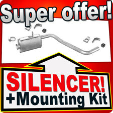 Front Silencer MERCEDES 601 602 T1 207 209 307 309 D 1985-1989 Exhaust Box ACD